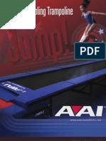 AAI ELITE Trampoline Flyer