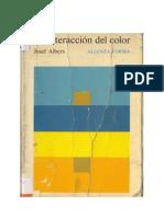 Albers- Interaccion Del Color