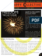 The Sixth Edition of The Happy Collective