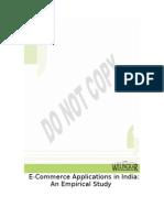 E Commerce Project