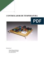 Control de Temperatura Con PIC