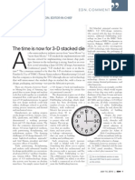 25426-The Time is Now for 3 D Stacked Die PDF