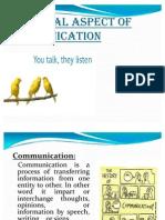 Cultural Aspect of Communication Asim