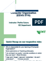 ComputerOrganization(EENG3710)Spring2008