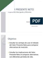 Presentación Luz - VPN