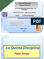 Cap i Ts 1.2 La Quinta Disciplina Peter Senge Unfv