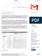 preview of Gmail's new look