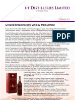 Amrut IMS Press Release