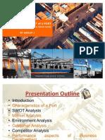 Presentation - Business Development Port