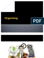 The Nature and Purpose of Organizing-Revised