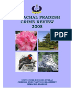 Himachal Police Annual Crime Review