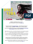 DALE VIDA - GIVE LIFE - Shlomi Bitton's latest creation - in process!!! (call for supports/collaborations/contributors)