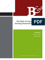 The Role of Competencies in Driving Financial Performance