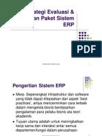 Strategi Dan Implementasi ERP