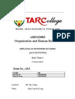 Sample Assignment (Rev01)