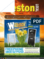 Neston Local July 2011