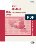 Bölgesel Göstergeler TRB2 (Van, Muş, Bitlis, Hakkari)