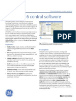 UNICORNT 6 Control Software