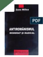 Antiromanismul Moderat Si Radical