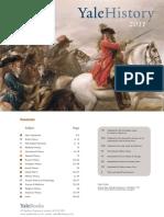 History Catalogue 2011