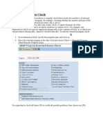 ABAP Testing Tools
