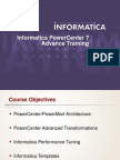 Informatica Advanced Training
