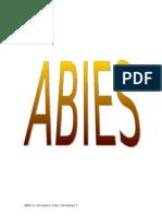 ABIES y Windows Vista