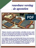 Het Betrouwbare Verslag van de Heilige Schrift - Ben van Noort