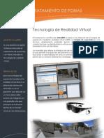 VirtualRET - Plataforma para el tratamiento de fobias