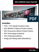 FY11_Bravia Sales Guide