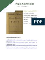 3993443 Metodo Taffanel Gaubert Links Para Download
