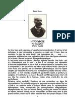 Altus - Magophon - Pierre Dujols - Hypotypose Au Mutus Liber