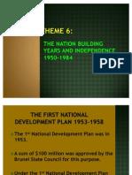 1st NDP