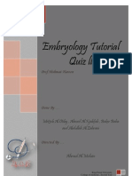 Embryo Quiz Tutorial