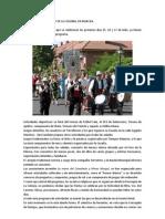 Avance de la programación de las Fiestas del Carmen 2011 #Torrelodones
