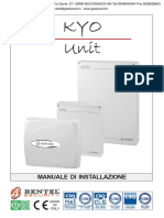 bentel_manuale_tecnico_kyo-4-8-16-32_gla