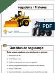 Segurança na Operação de Pá Carregadeiras e Tratores