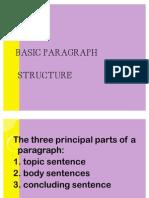 Basic Paragraph