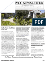 Midtown Ventura Newsletter - July 2011