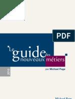 Les nouveaux métiers (étude Michaël Page Intl.)
