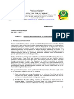 Philippine National Standards for Drinking Water 2007 (1)