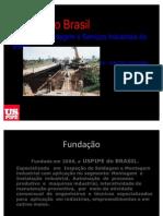 Apresentação Uspipe do Brasil