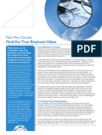 1308940403 Cloud Services Mini Whitepaper - Find the True Business Value1