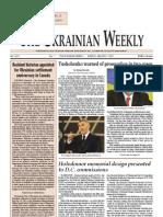 The Ukrainian Weekly 2012-01