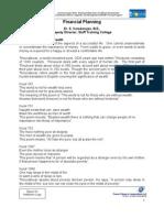6-18 - Em - Financial Planning