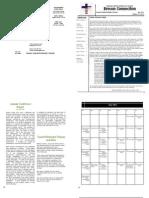 July Newsletter 2011