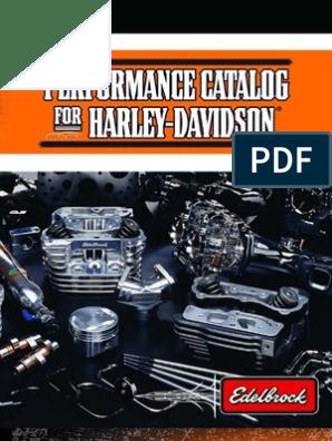 edelbrock | Harley Davidson | Carburetor