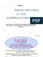 Universo Central y los Superuniversos