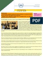 OTP Weekly Briefing_21-27 June 2011 #93