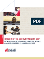 CDI Bridging the Accountability Gap